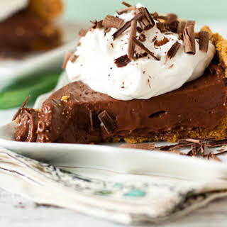 Instant Chocolate Pudding Pie Recipes.