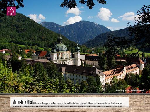 Ammergau Alps - Travel App
