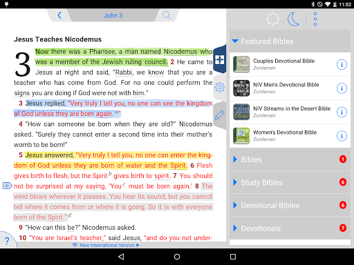 Download NIV 50th Anniversary Bible for PC