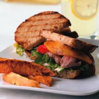 Bistro Flank Steak Sandwich.