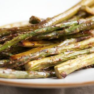 Miso-Roasted Asparagus.