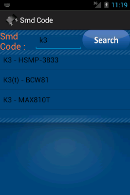 Smd Code Semiconductor Book - screenshot