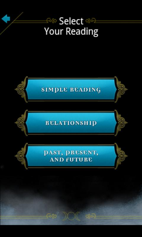 House of Night Oracle Cards- screenshot