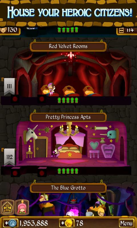 LIL' KINGDOM screenshot #4