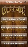 Screenshot of Larry H. Parker