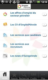 EmploiPétrole - screenshot thumbnail