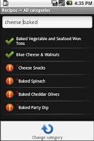 Screenshot of Smart CookBook