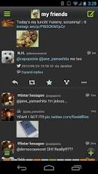 Janetter Pro for Twitter v1.12.0 APK 3