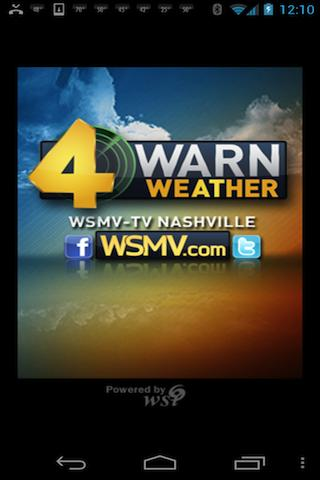 WSMV WX - screenshot