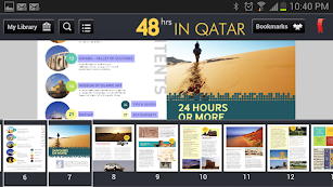 48 Hours in Qatar screenshot for Android