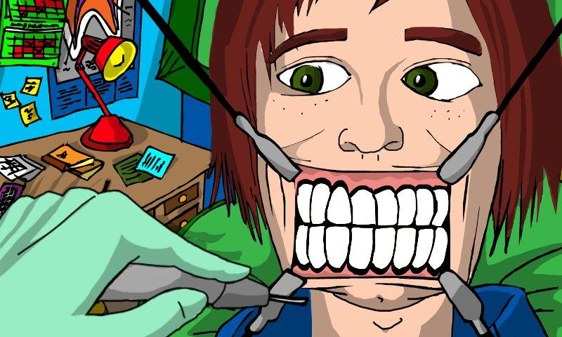 Mad Dentist - screenshot