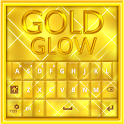 GO Keyboard Gold Glow Theme icon