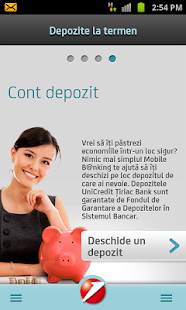 Mobile B@nking by Unicredit Ti - screenshot thumbnail