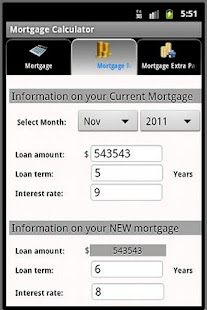Vincent It Mortgage Calculator - screenshot thumbnail