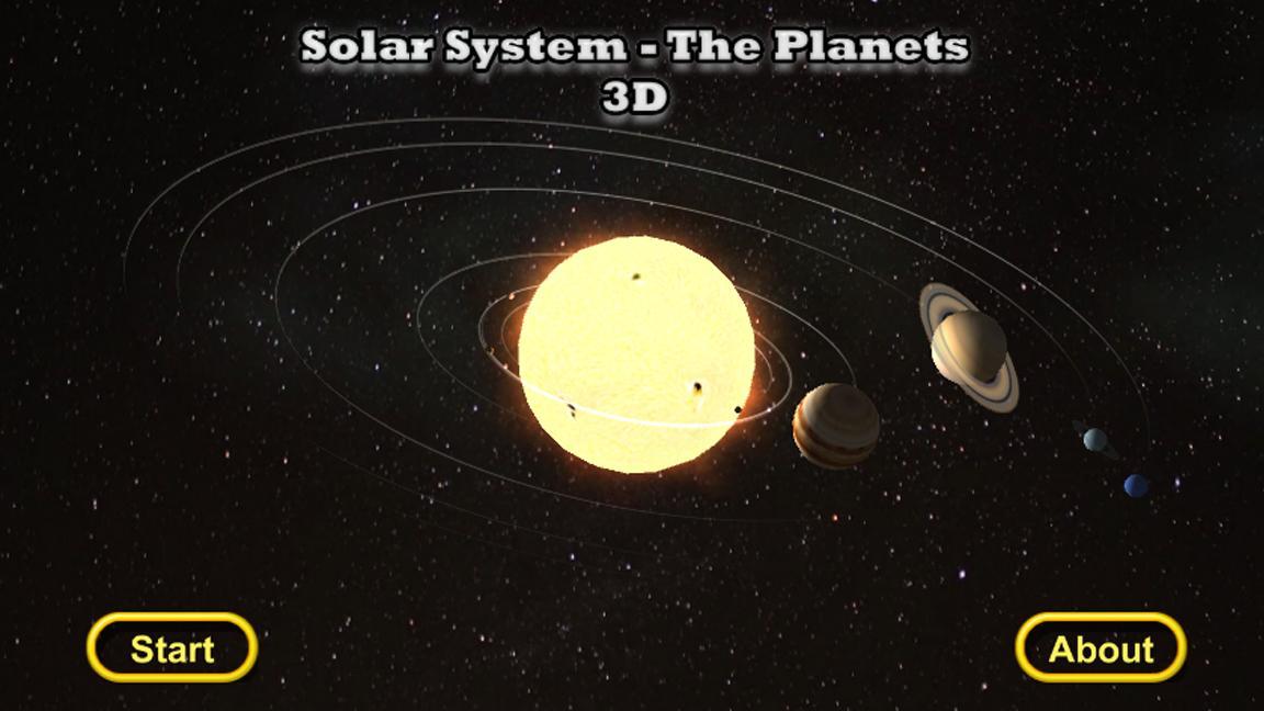 solar system app - photo #40