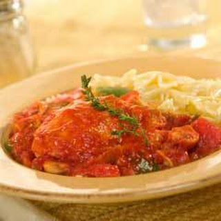 Quick & Easy Chicken Cacciatore