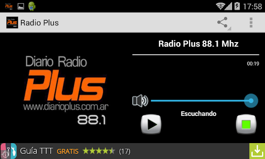 Radio Plus 88.1- screenshot thumbnail