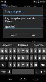 Flo og Fjære Screenshot 6