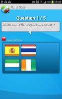 Screenshot of World Quiz Fun
