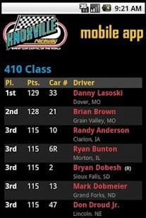 Knoxville Raceway- screenshot thumbnail