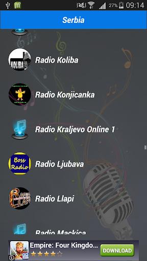 玩免費音樂APP|下載Radio Serbia app不用錢|硬是要APP