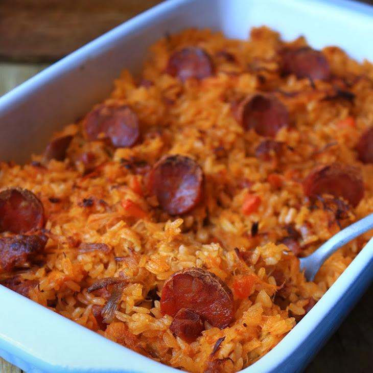 Fake Duck Rice Recipe