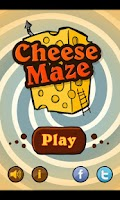 Screenshot of CheeseMaze