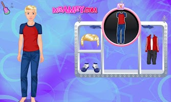 Screenshot of Prince and Princess Spa Salon