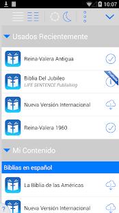 Biblia Reina Valera Antigua - náhled