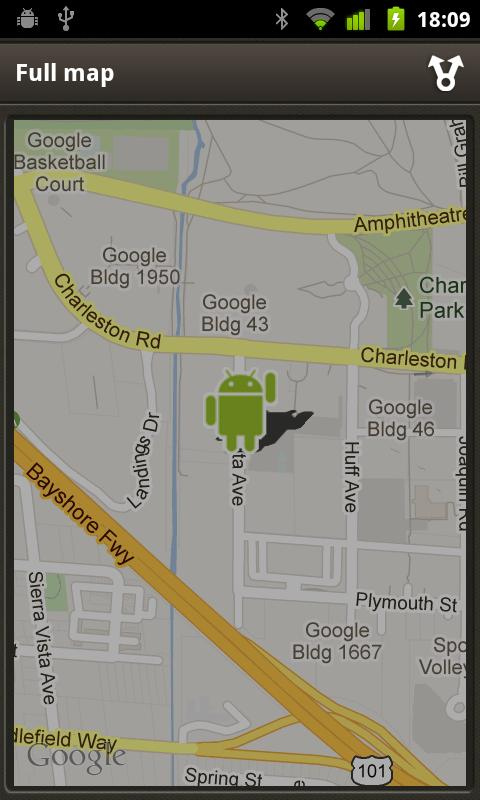 Location Mockup - Fake & Share- screenshot