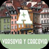 Visitabo Varsovia y Cracovia