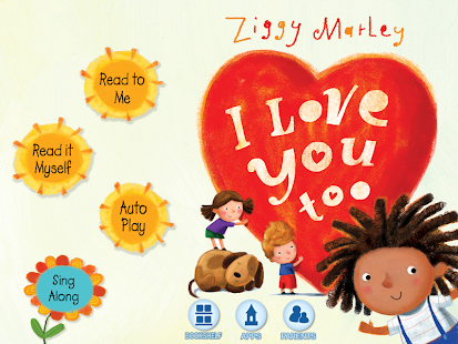 I Love You Too - Ziggy Marley - screenshot thumbnail