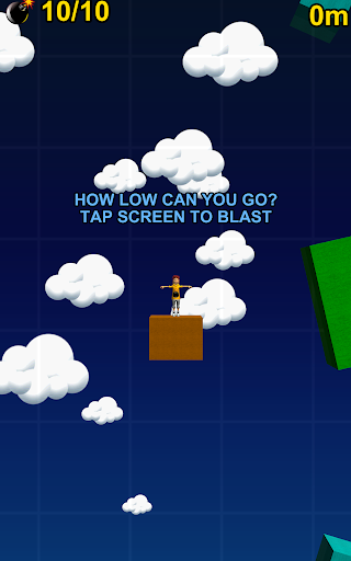 Benny Blast - 3D Physics Game
