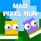 Mad Pixel Run - FREE