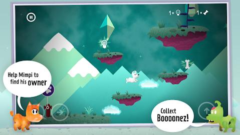 MIMPI 2d platformer Screenshot 1