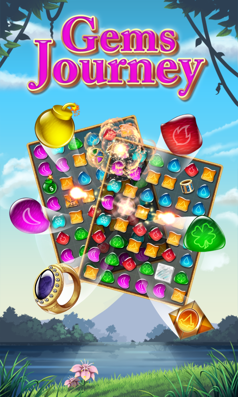 Gems Journey - screenshot