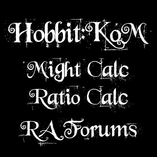 KoM:Might and Ratio Calculator LOGO-APP點子