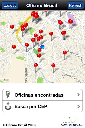 Guia de Oficinas Brasil