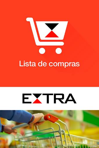 Lista de Compras Jornal Extra