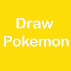 How to draw pokemon characters 漫畫 App LOGO-硬是要APP