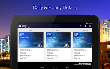 AccuWeather Platinum Screenshot 27