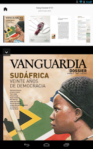 Vanguardia Dossier screenshot 7