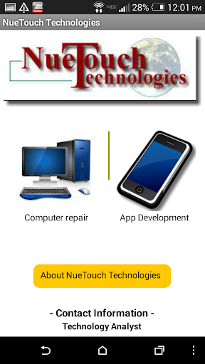 NueTouch Technologies