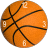 Basketball Clock Widget 2x2