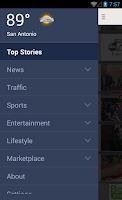 Screenshot of KSAT.com