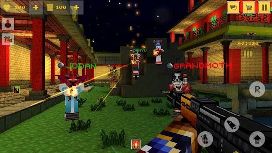 Block Force - Cops N Robbers screenshot