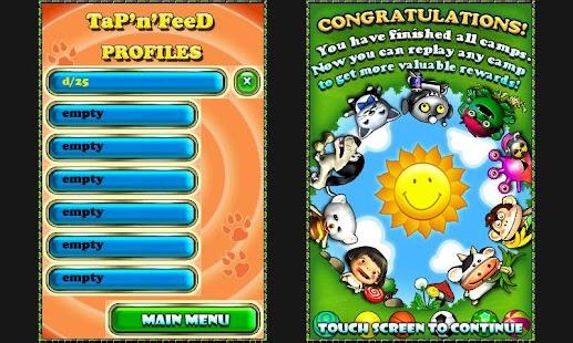 Tap'n'Feed Lite - screenshot thumbnail