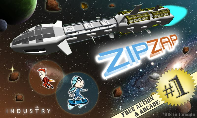 Zip Zap - screenshot