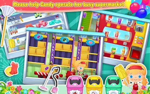 Candy's Supermarket v1.0