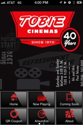 Tobie Cinemas